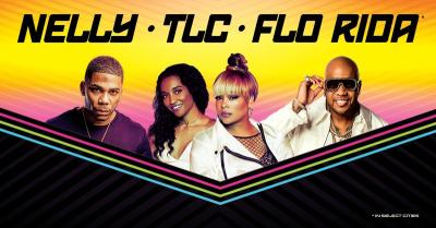 TLC, Nelly and Flo Rida Announce Joint Summer Tour