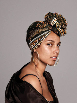 "Alicia Keys to Publish ""More Myself"" Memoir"