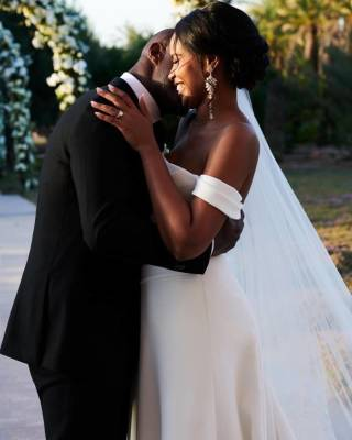 Idris Elba marries Sabrina Dhowre during three-day celebration in Morocco