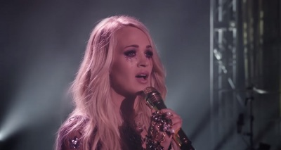 Carrie Underwood Sued for Allegedly Stealing NFL Theme, 'Game On'